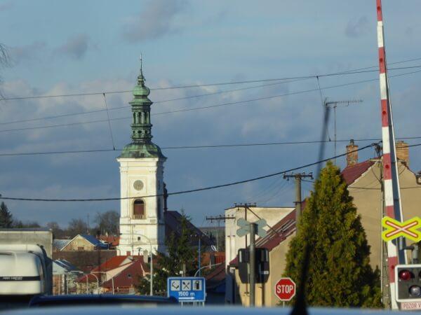 Rousinov Tschechien