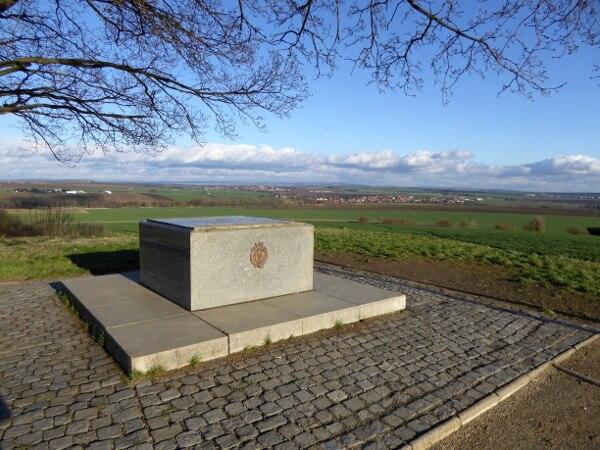 Schlacht bei Austerlitz Napoleon Hügel