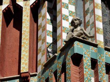 Ein frühes Werk Gaudis, die Casa Vicens 2