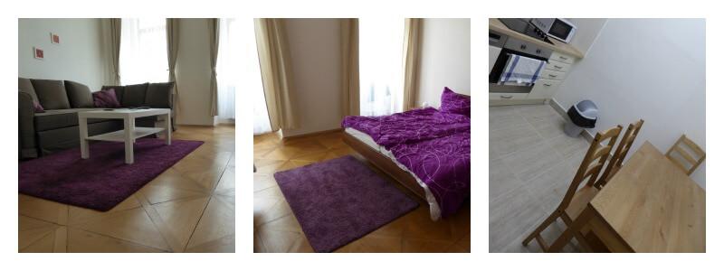 günstiges apartment Prag Zentrum