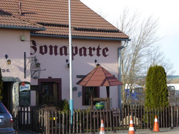 restaurant bonaparte Austerlitz