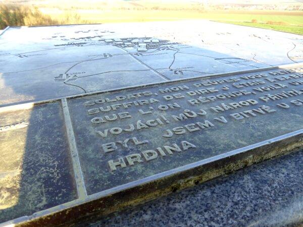 schlacht bei Austerlitz Tschechien