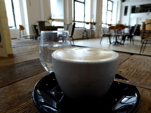 skog Bar Cafe Brno