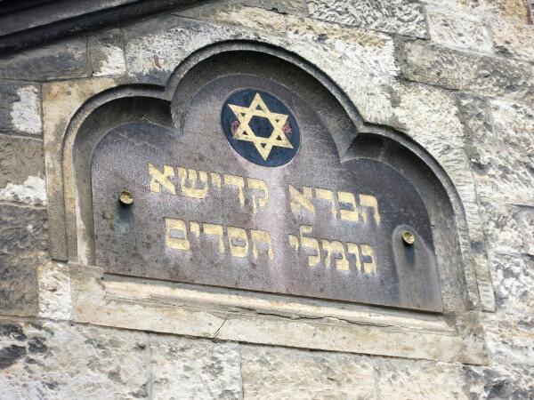 synagoge jüdisches Viertel Prag