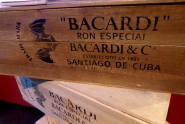 Herr Bacardi war übrigens Katalane - Casa Bacardi in Sitges 7