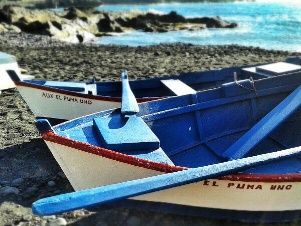 Boot Golfo Lanzarote