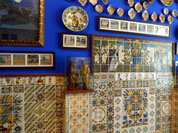 Keramik Museum Sitges rusiñol