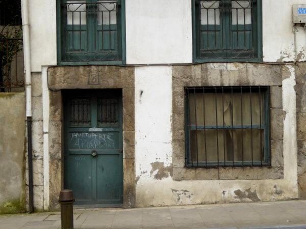 Lekeitio Baskenland Bizkaia Tür