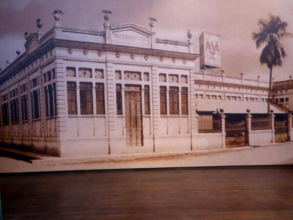 alte Bacardi Fabrik