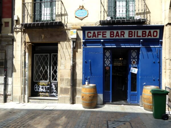 bar restaurant bilbao