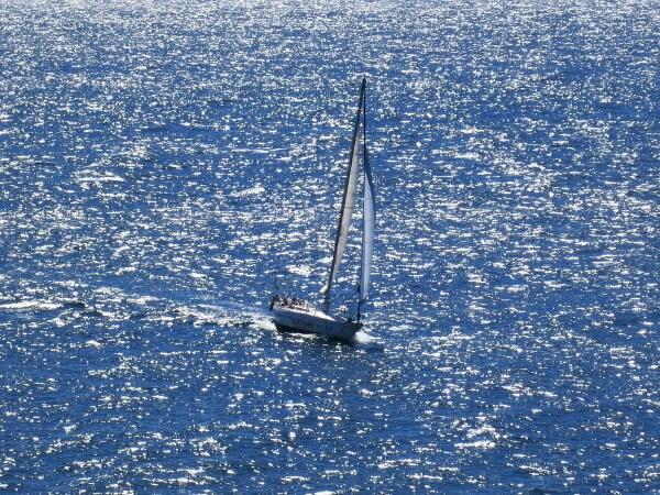 boot Küste Playa Papagayo Lanzarote