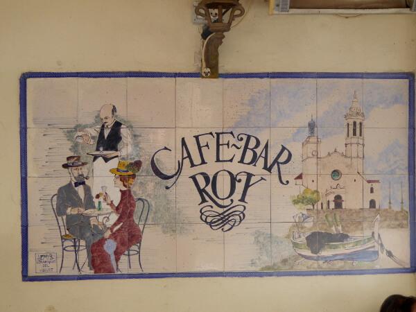 cafe bar roy sitges