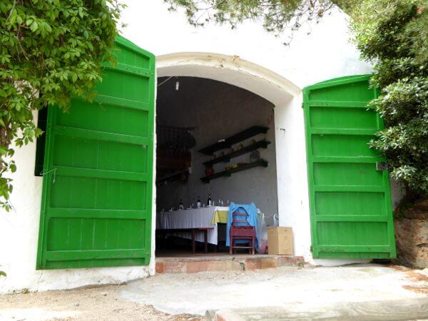 fischerhütte tamariu
