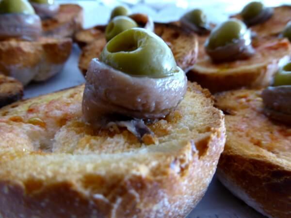 katalanische Küche tamariu Bucht fischerhütte