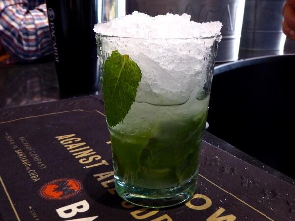 mojito Bacardi Rum Cocktail Kurs
