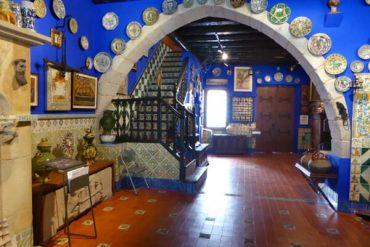 Die eiserne Höhle des Santiago Rusiñol: El Cau Ferrat 3