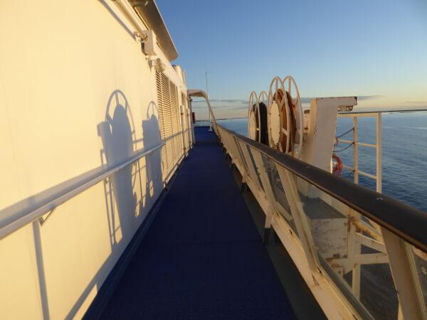 Fähre City Cruise Ostsee