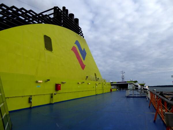 Fähre Tallink Silja Line Ostsee