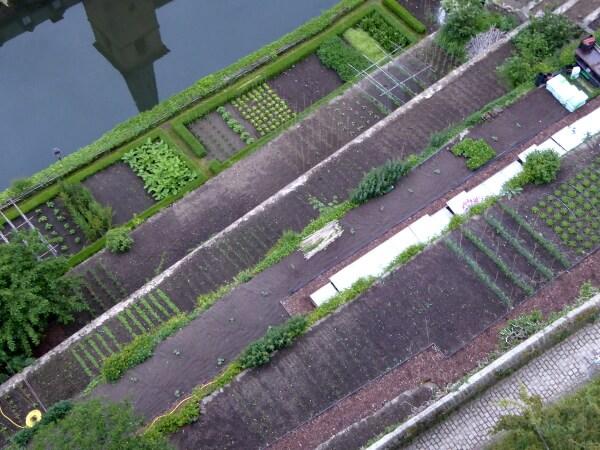 Gärten Altstadt Luxemburg