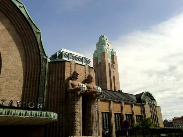 Helsinki Bahnhof