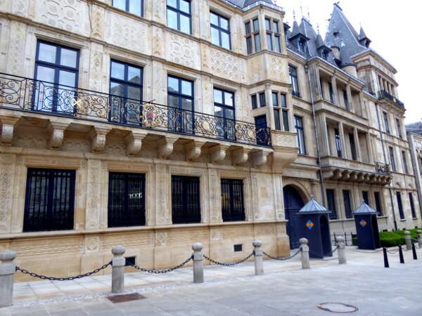 Palast des Grossherzogs Luxemburg