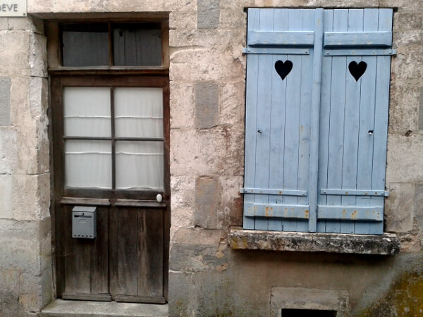 Sancerre doors