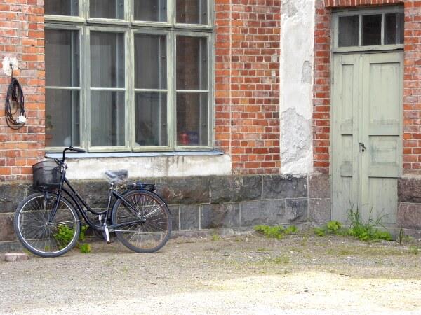 Suomenlinna Fahrrad