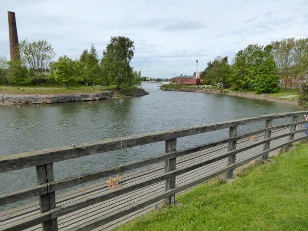 Suomenlinna Landschaft