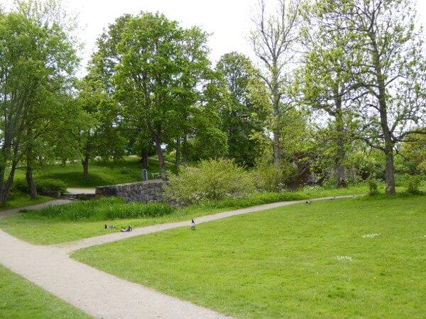 Suomenlinna Park