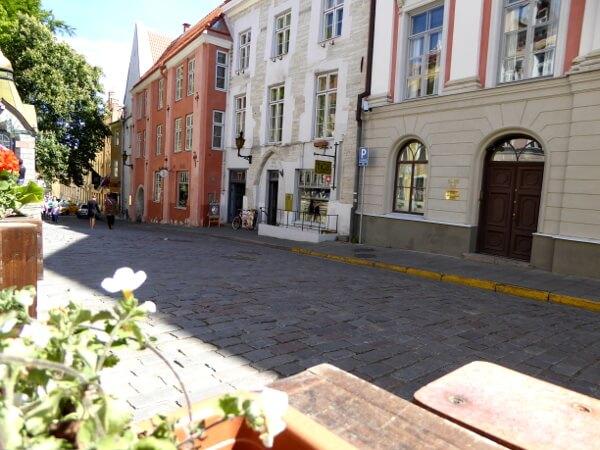 Tallinn Restaurant in der Altstadt
