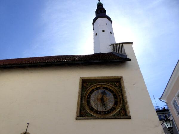 Tallinn Sehenswürdigkeiten Heilige Geist Kirche