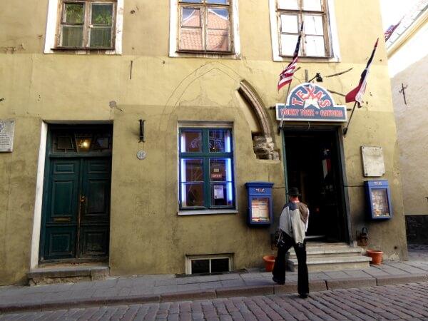 Tallinn Tipps Altstadt Haus