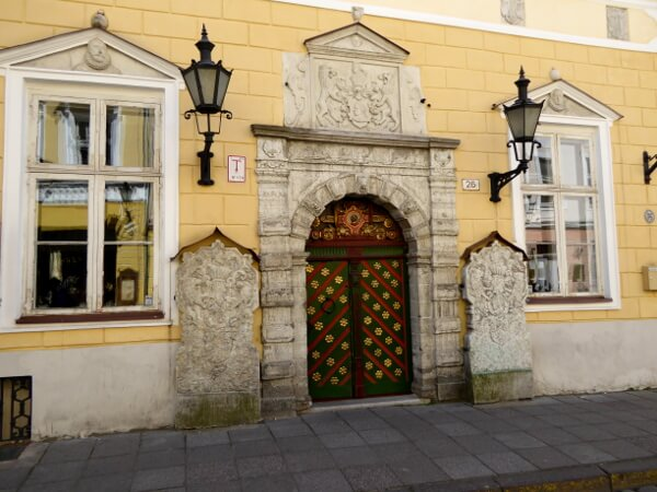 Tallinn Tipps Bruderschaft der Schwarzhäupter