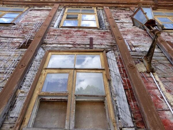 Tallinn Tipps alte Häuser