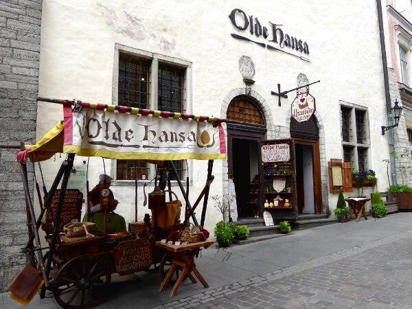 Tallinn Tipps mittelalterliche Hanse Altstadt