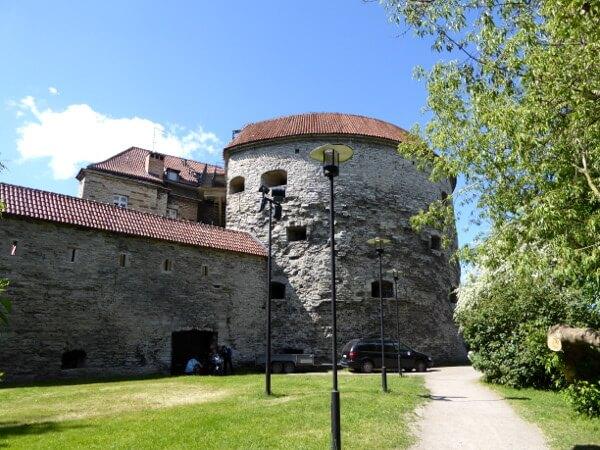 Tallinn dicke Margarethe turm