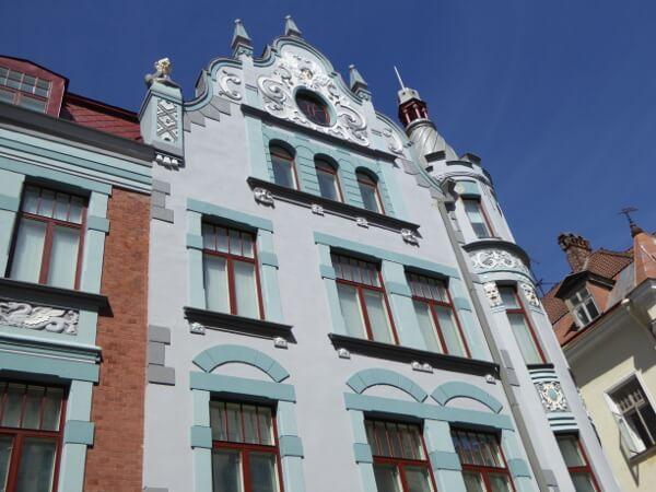 Tallinn giebel