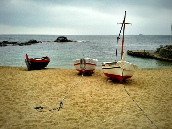 boote calella palafrugell