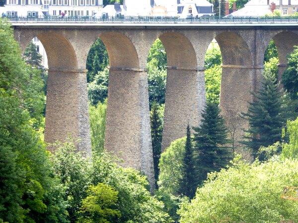 brücken Luxemburg