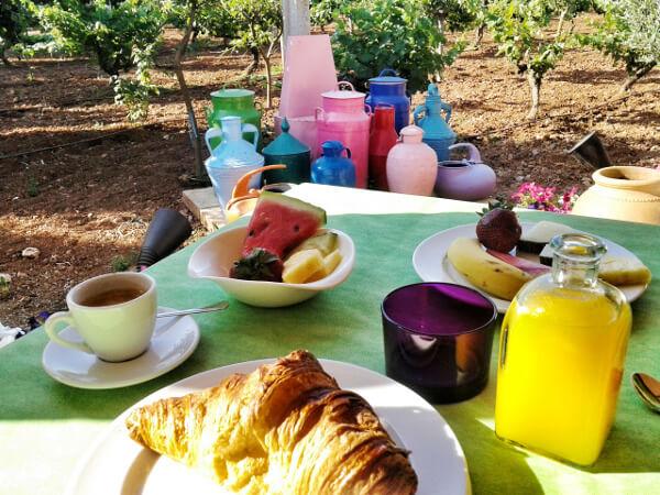 buntes frühstück Hotel mallorca Art resort