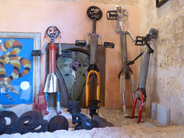 junge Künstler Hotel Mallorca Es revellar