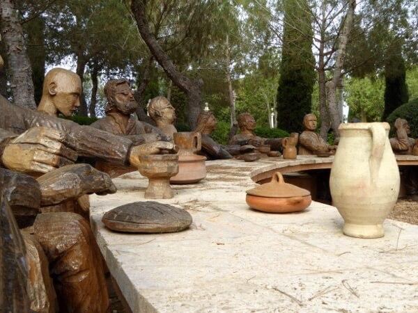 la cena kunst hotel art ressort Mallorca