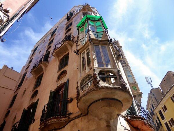 modernismus Mallorca