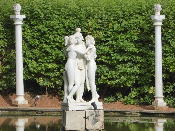 nymphen Brunnen hotel ressort