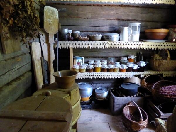 speisekammer Haus Freilichtmuseum Tallinn