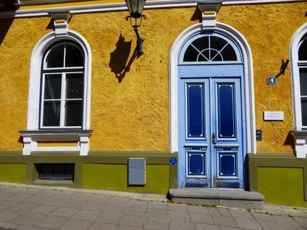 türen udn Fenster Altstadt Tallinn