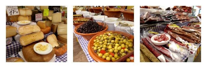 wochenmarkt Campos mallorca