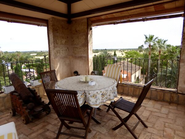 zimmer in der alten Mühle Hotel Mallorca