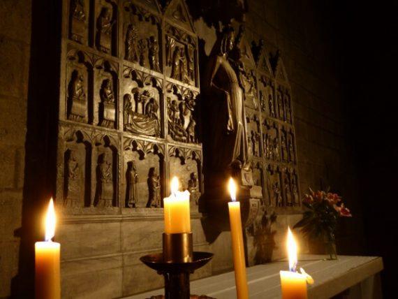 Klosterfrauen: Emma de Barcelona und Ingilberga 14