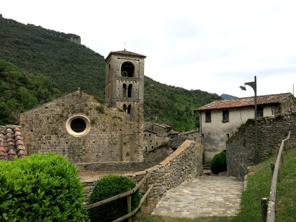 Beget Dorf Alt Garrotxa